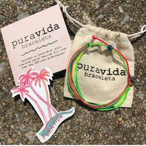 Pura Vida Bracelets - Born to be Wild